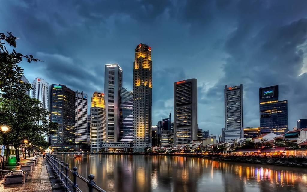 Most Amazing Republic Of Singapore Full HD Wallpaper