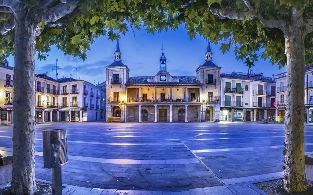 Most Beautiful Burgo De Osma Ciudad De Osma Full HD Wallpaper