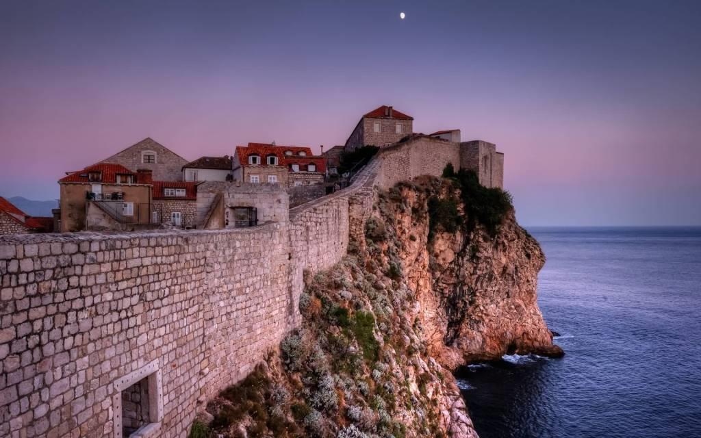 Most Beautiful Dubrovnik Full HD Wallpaper