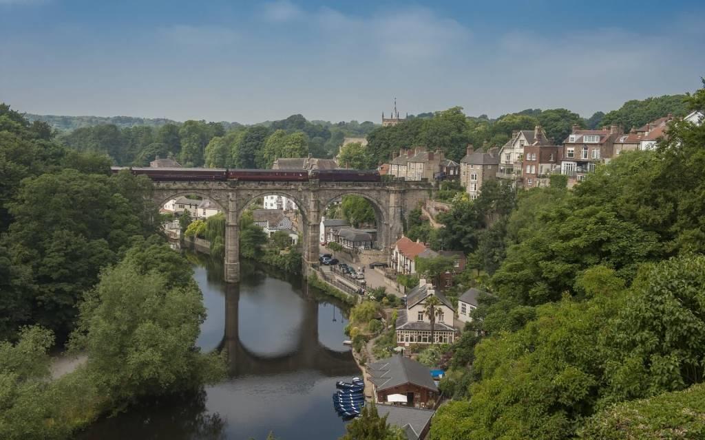 Most Beautiful River Erme Full HD Wallpaper