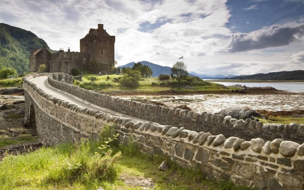 Most Beautiful Scotland Full HD Wallpaper