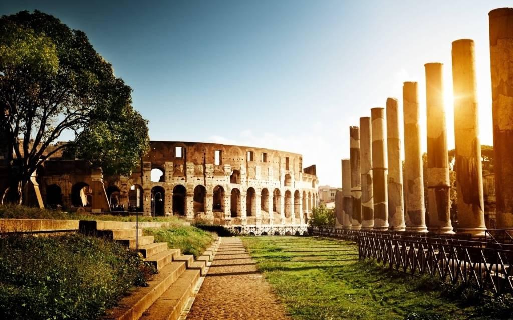 Most Dashing Rome Full HD Wallpaper