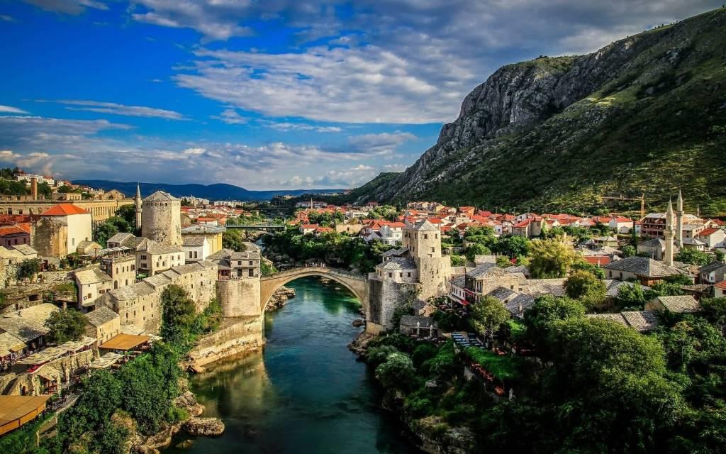 Most Fantastic Mostar Full HD Wallpaper