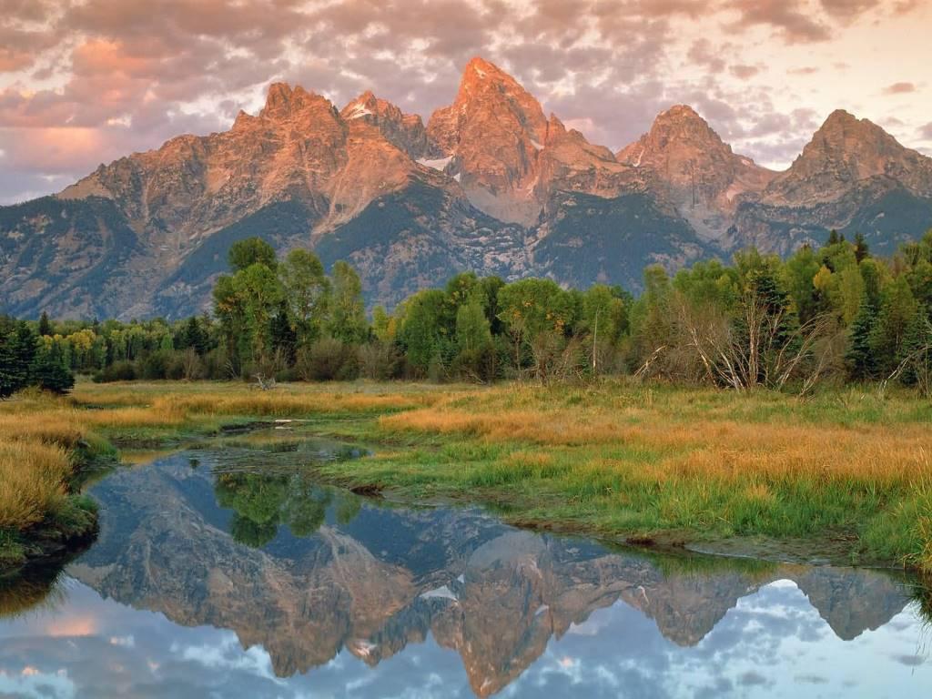 Most Grand Teton National Park Wyoming 4K Wallpaper