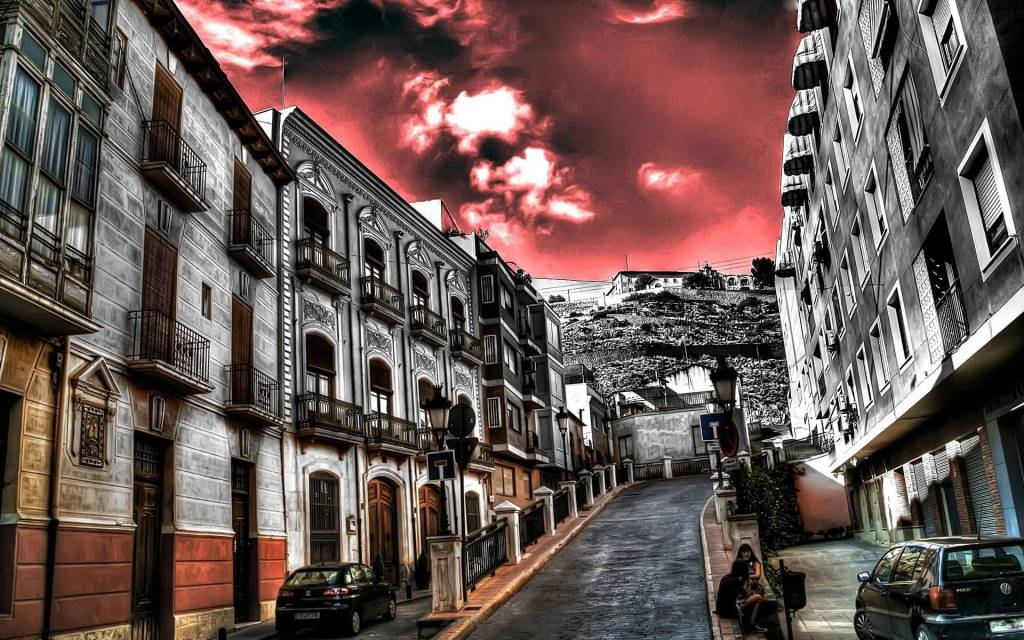 Most Great Orihuela Spain Full HD Wallpaper