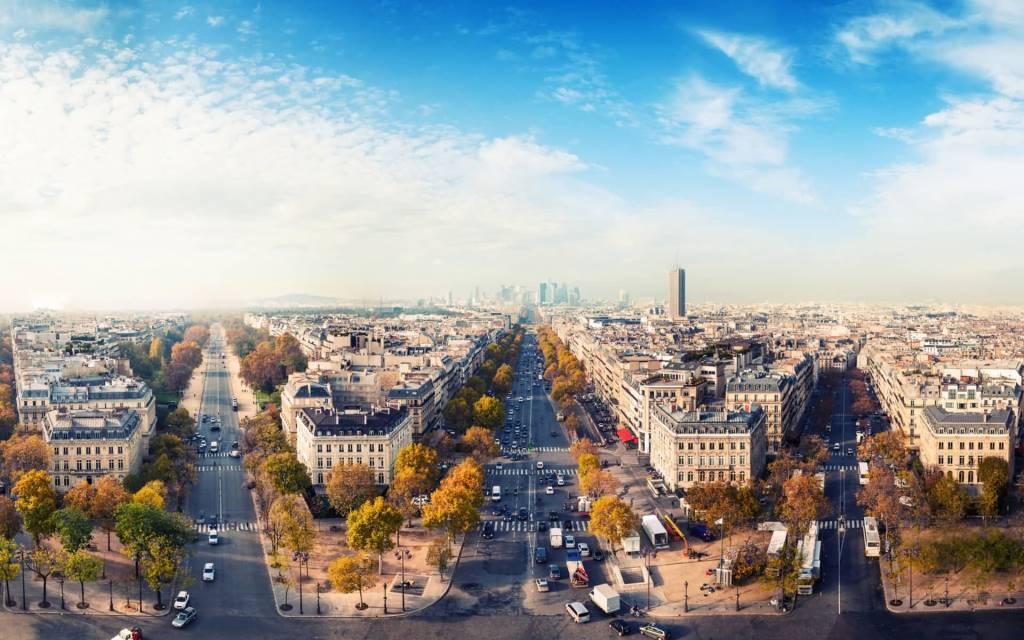 Most Tremendous Paris Full HD Wallpaper
