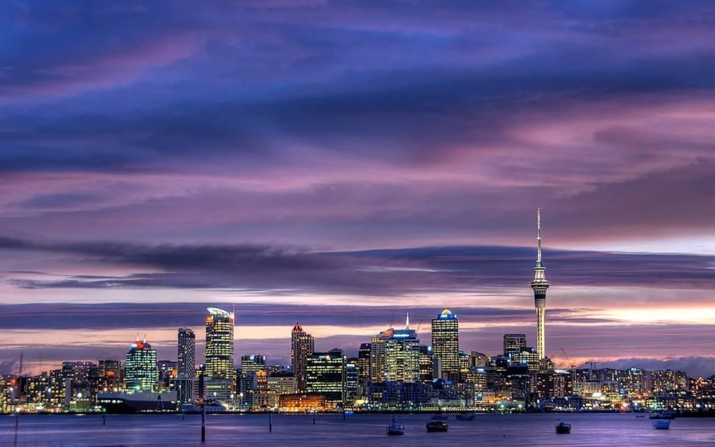 Most Wonderful Auckland Full HD Wallpaper