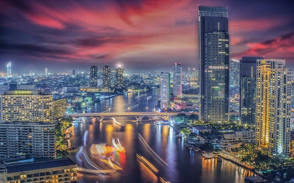 Most Wonderful Bangkok Full HD Wallpaper