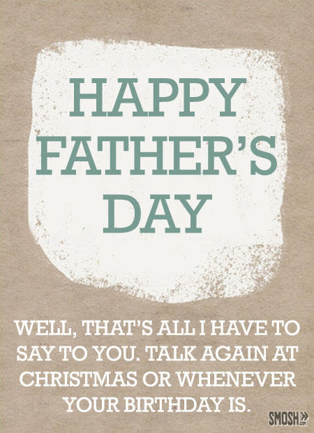 Perfect Happy Father's Day Wishes Quotes Image