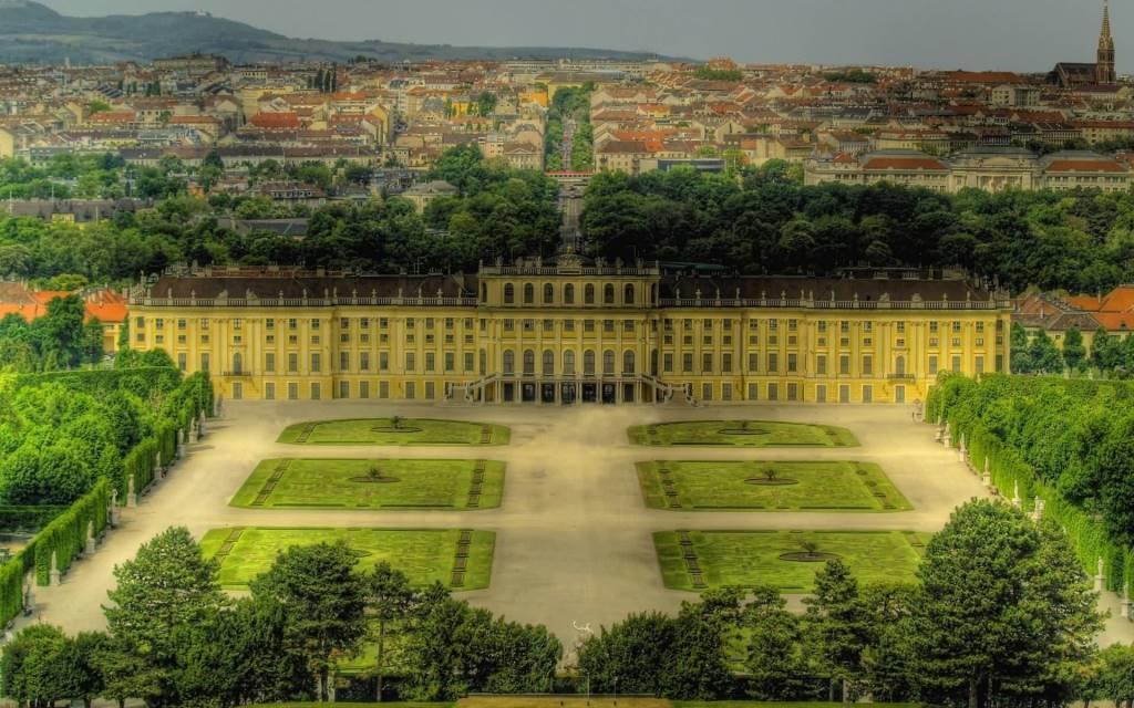 Phenomenal Vienna Full HD Wallpaper