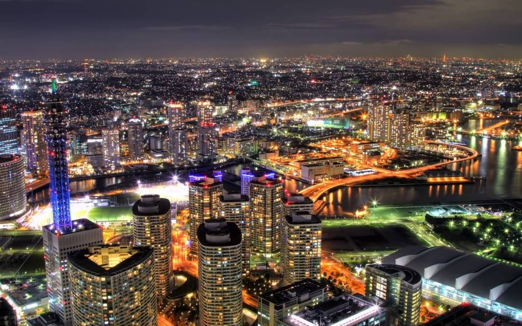 Phenomenal Yokohama Full HD Wallpaper