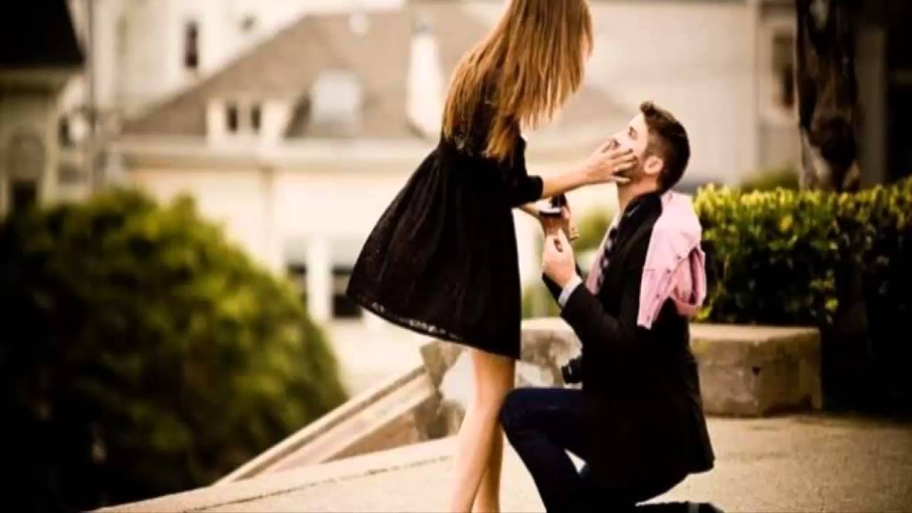Propose Day Lovely Girlfriend Image