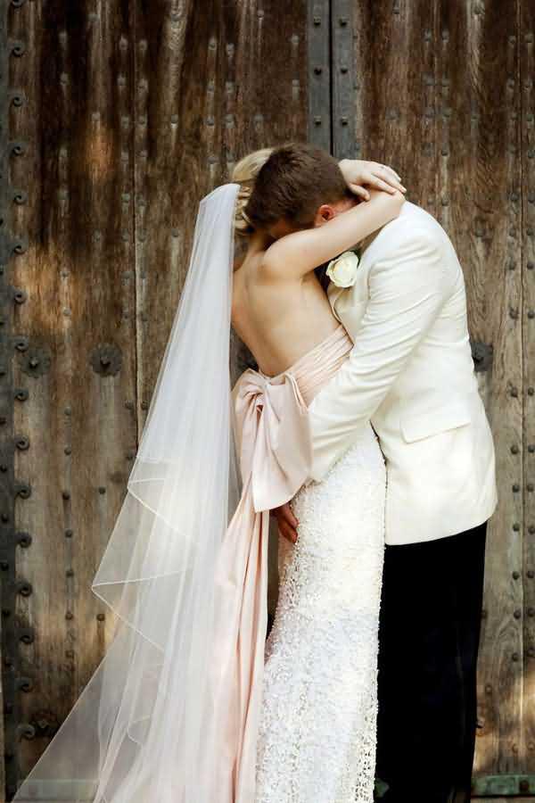 Romantic Wedding Wishes Image