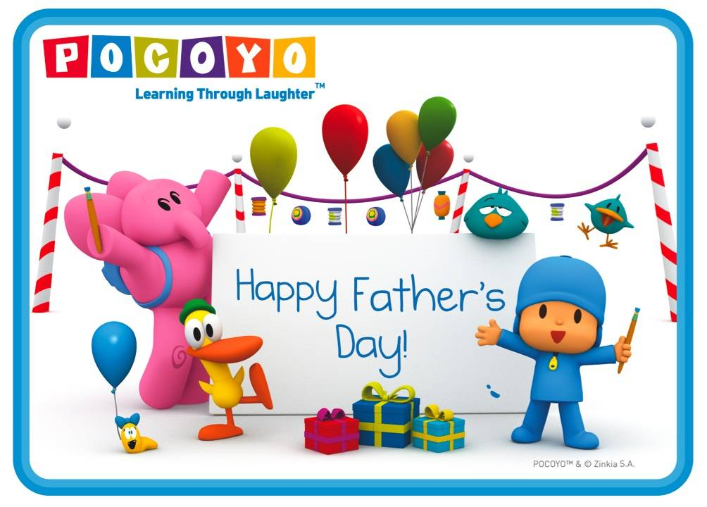 Son Wishes Happy Father's Day Image