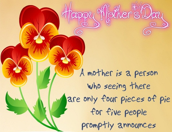 Special Greetings Happy Mothers Day Wishes Image