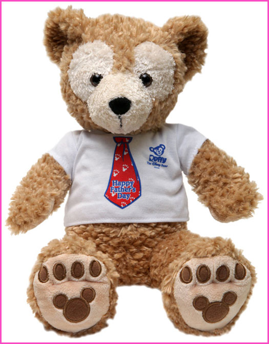 Teddy For Happy Father's Day Wishes Image