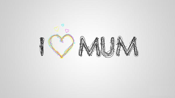 To Best Mom I Love You Happy Mother Day Wishes