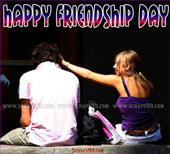 To My Best Friends Happy Friendship Day Wishes Picture