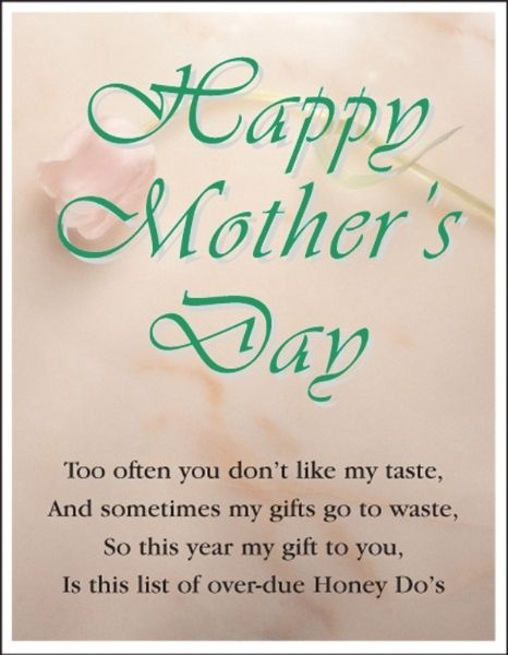 To My Greatest Wishing You A Happy Mothers Day