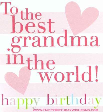 34 precious grandmom birthday wishes greetings photos picsmine to the best grandma in the world happy birthday greeting card image bookmarktalkfo Gallery