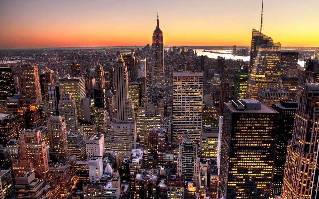 Tremendous New York Full HD Wallpaper