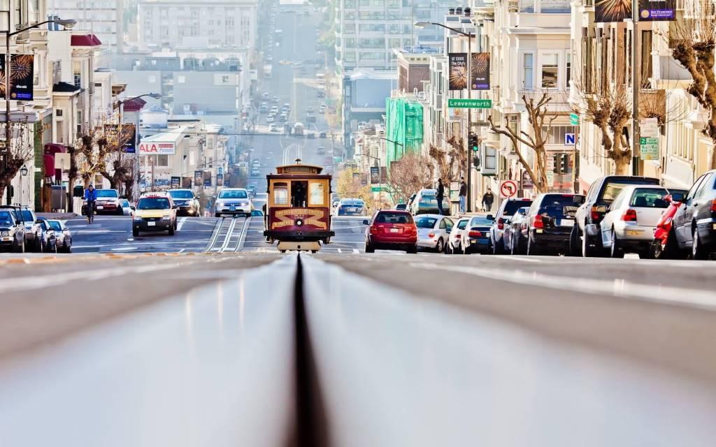 Tremendous San Francisco USA Full HD Wallpaper