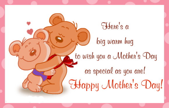 Warm Happy Mothers Day Wishes To My Greatest Mom