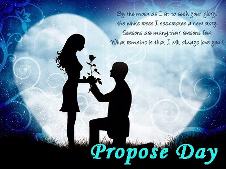 What Remain Is That I Will Always Love You Happy Propose Day Image