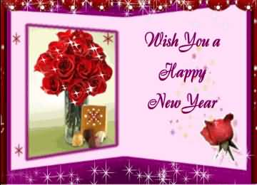 Wish You A Happy New Year