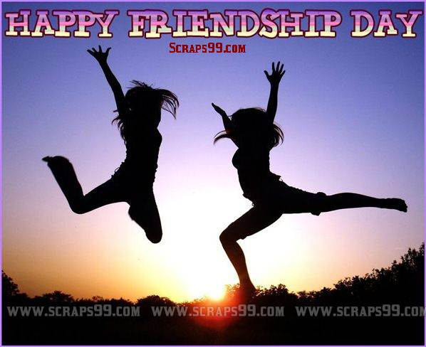 Wish You A Wonderful Happy Friendship Day Picture
