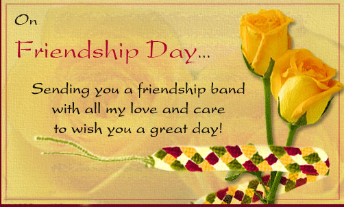 Wishes To My Best Friend Happy Friendship Day