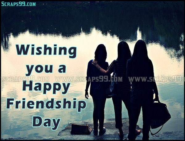 Wishing You A Happy Friendship Day Image