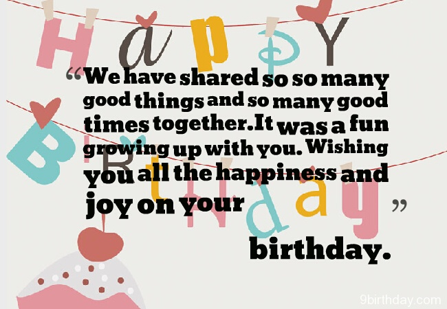 Wishing You All The Happiness And Joy On Your Birthday