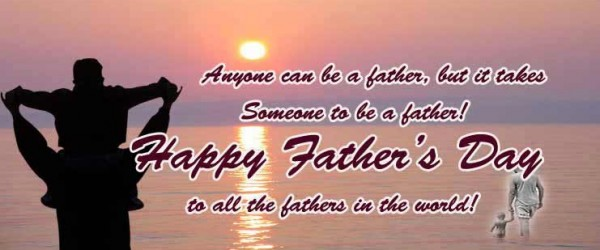 Wonderful Happy Father's Day Greetings Quotes Message