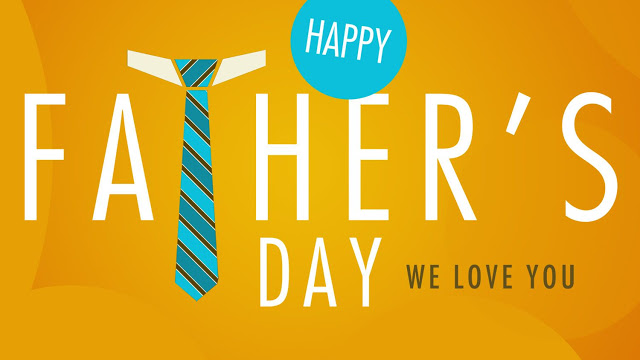 Wonderful Happy Father's Day We Love You Image