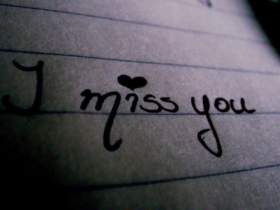 Wonderful I Miss You Wish Image