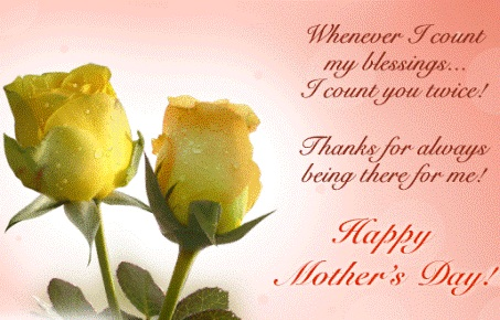 Wonderful Mothers Day Message Image