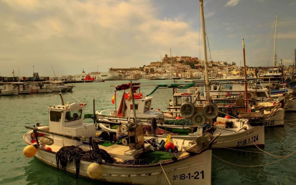 Wonderful Ships And Boats Full HD Wallpaper