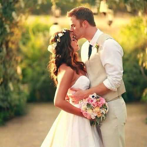 Wonderful Wedding Couple Wallpaper