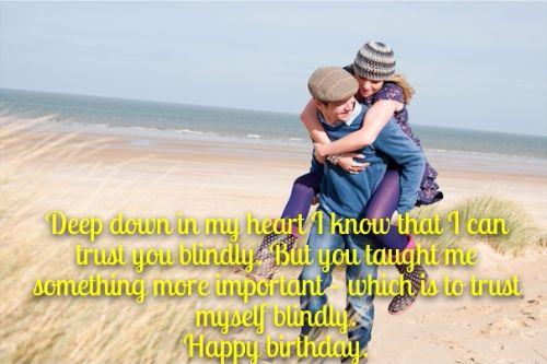 Wonderful Wishes Message To My Dear Husband Happy Birthday
