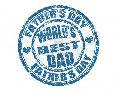 World's Best Dad Happy Father's Day Image