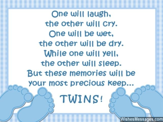 Your Most Precious Keep Twins Happy Birthday Wishes Message