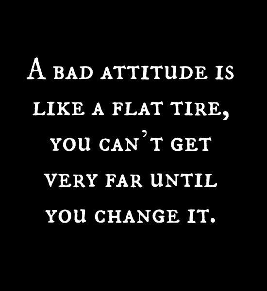 Short Attitude Quotes 015
