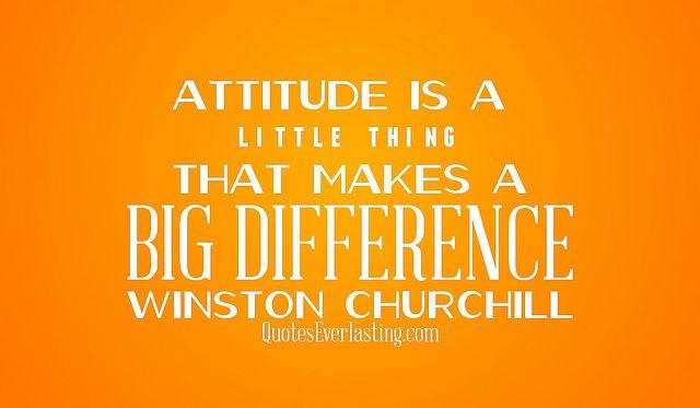 Short Attitude Quotes 006
