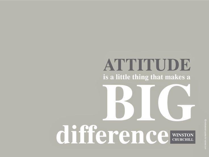Short Attitude Quotes 001
