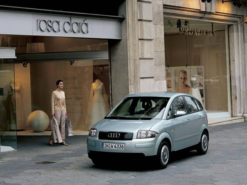 best Audi A2 Car
