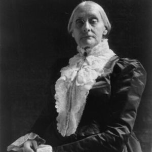 15th Feb Susan B. Anthony Picture