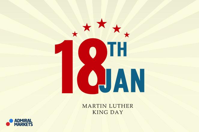 18th Jan Martin Luther King Jr Image
