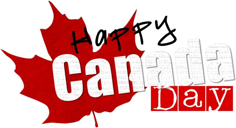 1st July Wishing You Happy Canada Day Greetings Image