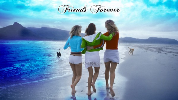 Best Friends Forever Happy Friendship Day Wishes Image